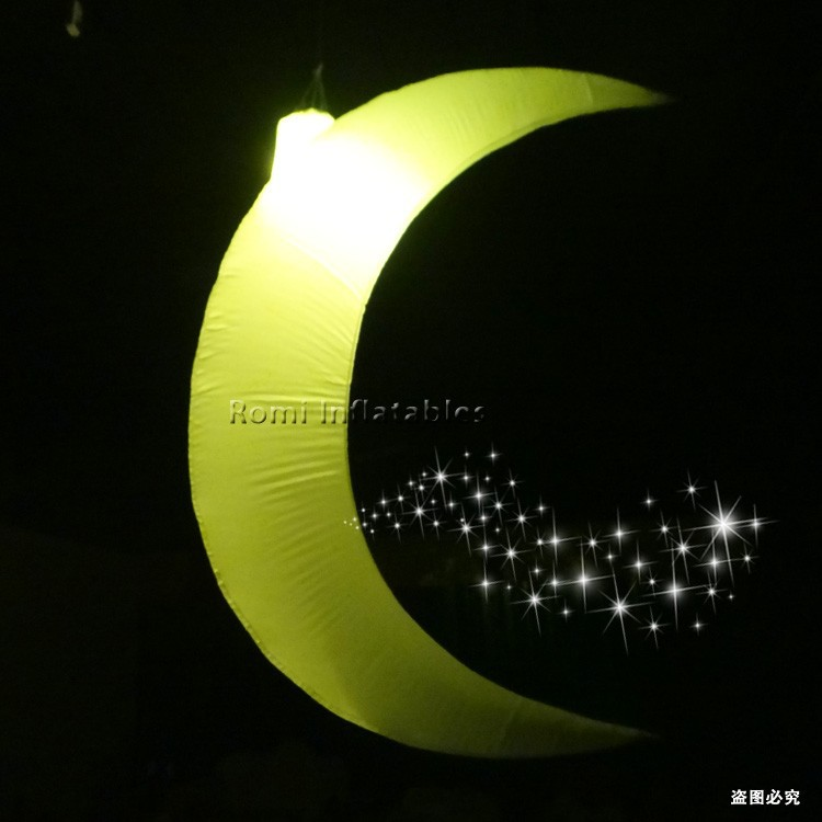 decoration Inflatable moon