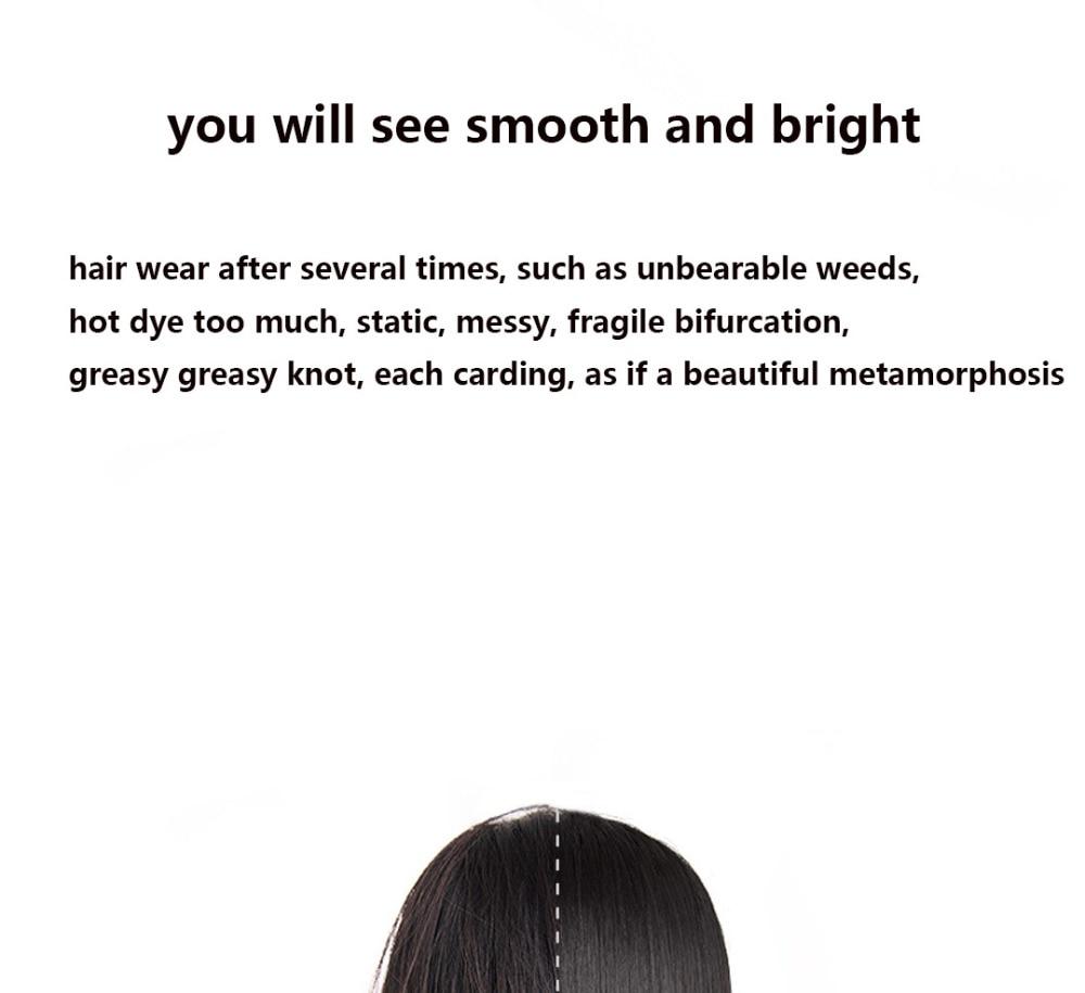 Xiaomi Comb Mi Home yueLi Portable Brush Care Beauty Anion Hair Care Scalp Massage Anti-static Comb Salon Styling Tamer Tool H15 (4)
