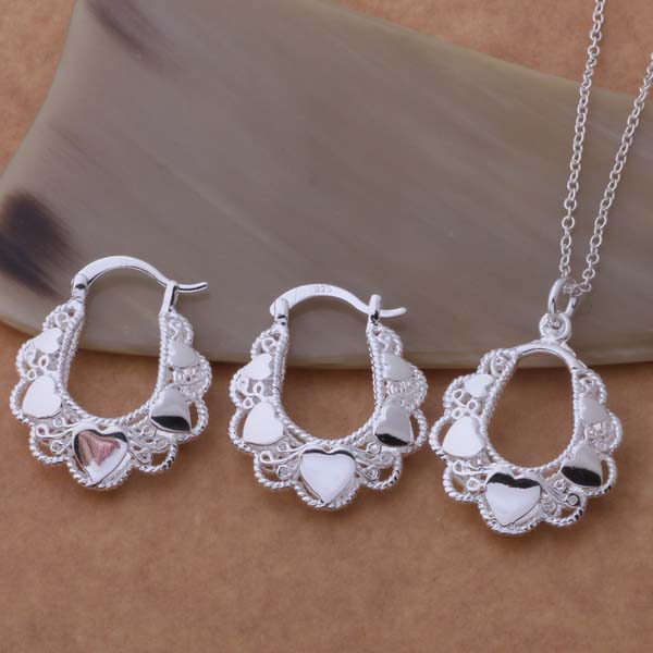 AS349 925 Sterling Silver...