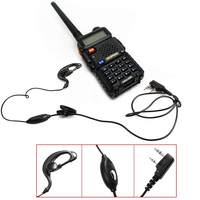 uv 5r uv מכשיר הקשר Baofeng UV-5R רדיו תחנת 128CH VHF UHF דו-כיווני רדיו CB Portable Baofeng UV 5R רדיו לציד uv5r (5)