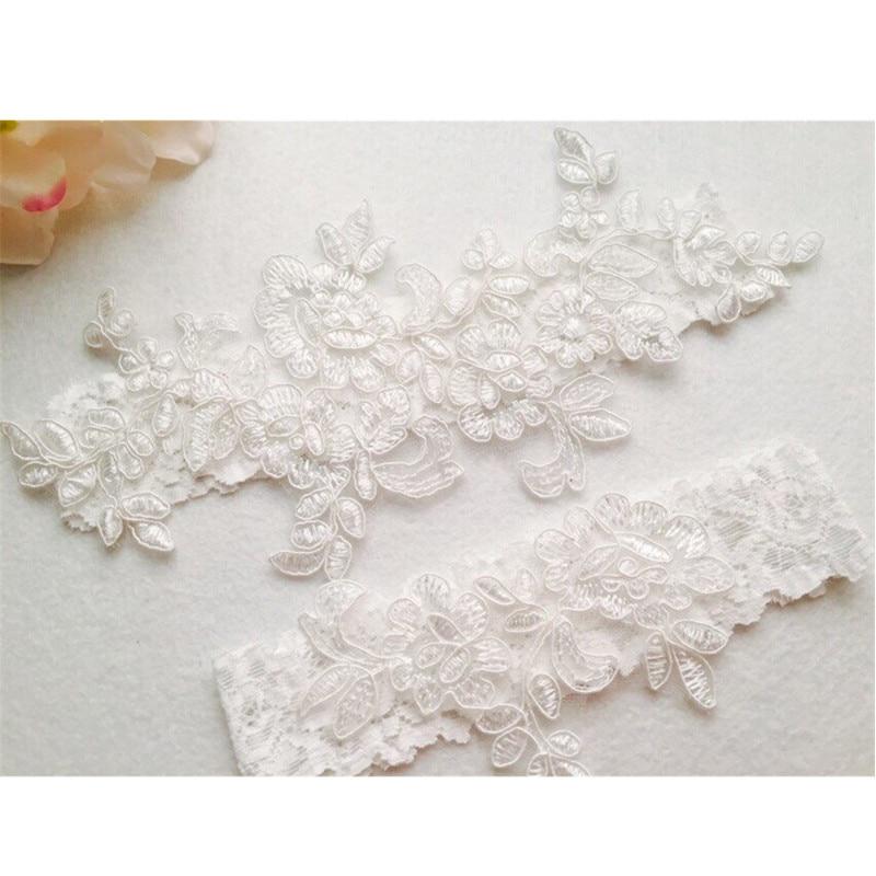 Vintage Wedding Garter Lace Garter Set Bridal Garter Lace