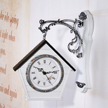 Saat Digital Double Sided Wall Clock Reloj de Pared Digital-watch Relogio de Parede Horloge Murale Duvar Saati Relogio Parede