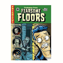 Fearsome Floors Adventure Board Game