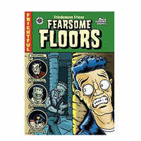 Fearsome Floors Board Game 2 7 Players To Play Family Party Friends Funny Cards Game Best