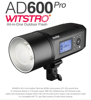Godox AD600Pro Witstro Flash Wireless Trigger for Sony Cameras Kit
