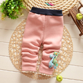 New Baby Girls Winter leggings nice cotton soft warm thickness infant pants Trousers B040