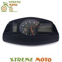 Мотоцикл OEM ЖК-дисплей Тахометр пробег Инструменты спидометра кластера метр для Honda CBR600RR 2007-2012 08 09 10 11