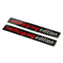 3D Motorcycle Tank Decal Nurburgring Edition Sticker Motocross Racing Stickers Car Tailling Decals