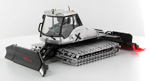 R80105 1 43 Prinoth Bison Snow Groomer
