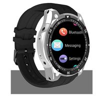 SMARCENT X100 smart watch Android 5.1 OS Bracelet Smartwatch MTK6580 1.3 AMOLED Affichage 3G SIM watchs PK Q1 Pro IWO KW88