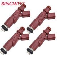4PCS Auto part Fuel Injectors Nozzle 23250-97401 23209-97401 for 04-06 Toyota Avanza F601RM K3VE 1.3 Daihatsu Terios 2325097401