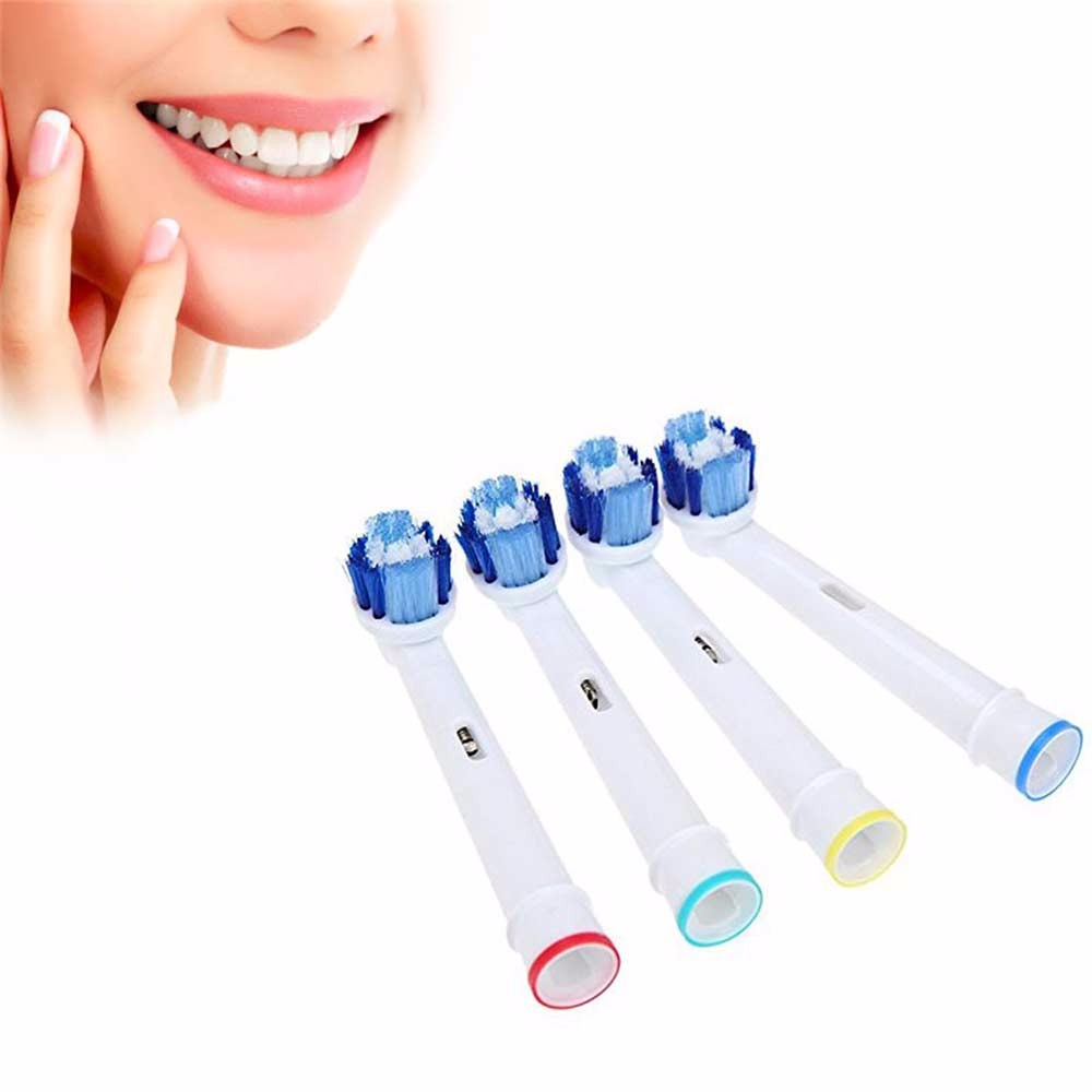 1 Set High Quality Replacement Brush Heads Compatible For Oral-B EB20 - 4/SB-20A Electric Toothbrush image