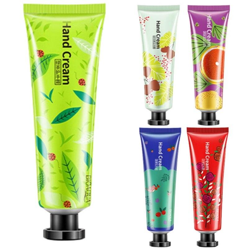 Skin Hand Cream Moisturizing Anti-dry To Exfoliate Hand Care Hand Cream Replenishment Nourishing Fragrance Grape Cream