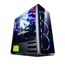 RGB six-core i7 8700/GTX1060/B360/8G game desktop computer h
