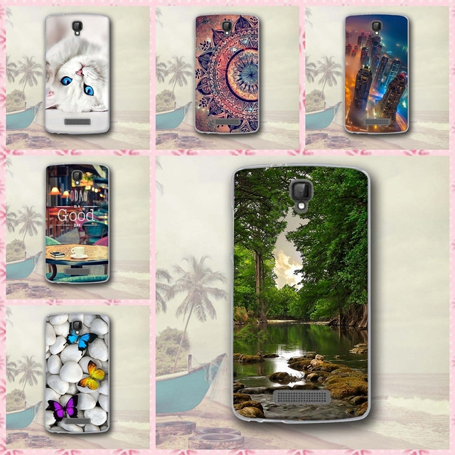 TPU Silicone Case For ZTE Blade L5 Plus Capa Slim Protection Soft Shell Covers For ZTE Blade L5 Plus Ultra Thin Back Cover Coque