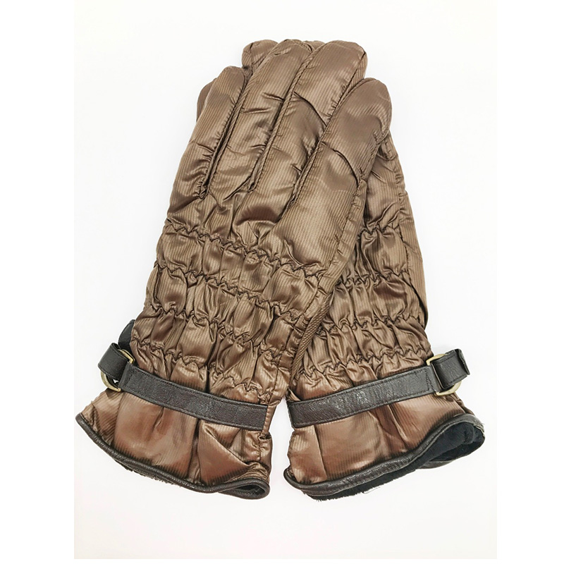 Fold Design Army Men Full Finger Gloves Soft Wrist Mittens Warm Protection Screen Touch luvas de inverno Outdoor Protection
