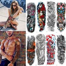 Popularne Tatuaże Rękawy Smok Kupuj Tanie Tatuaże Rękawy