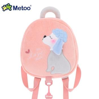 Metoo детский плюшевый рюкзак 6