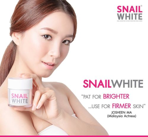 SNAIL WHITE CREAM FACE REGENERATE RECOVERY RENEW REPAIRING WHITENING FACE 50 g network recovery