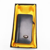 Car Smart Key Chains Bag Auto Remote Key Case Fob Keyring Wallet Zipper Cover For Mitsubishi