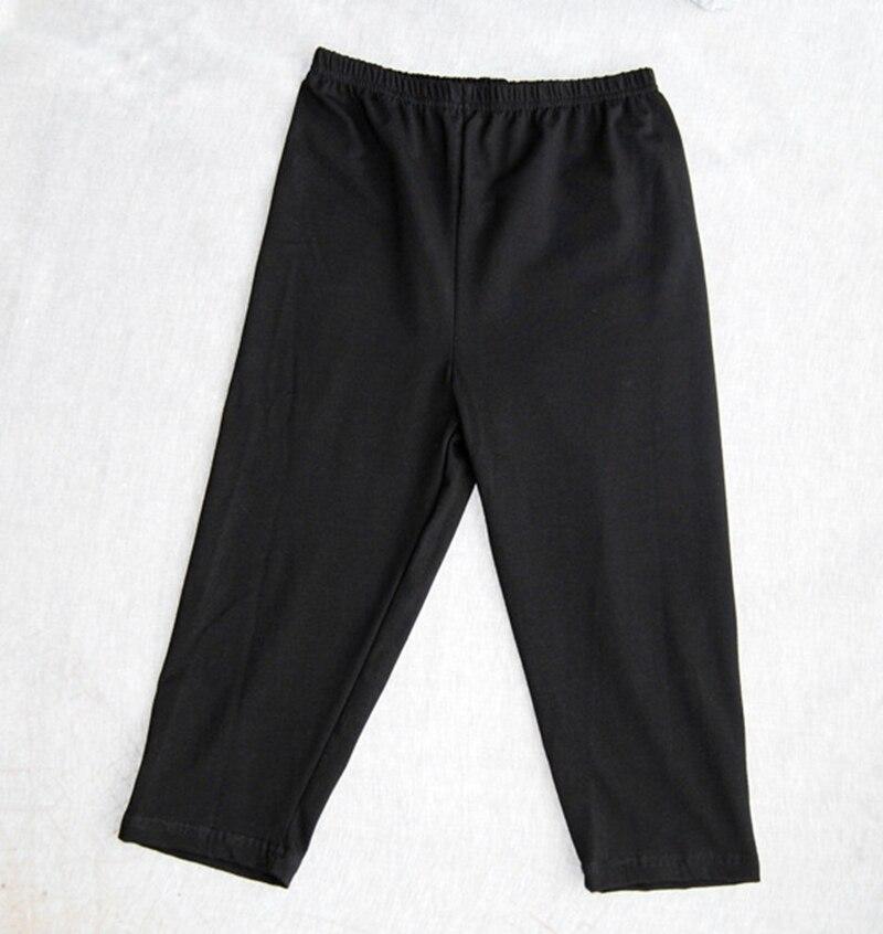 bcbf07ef8d47c Aliexpress.com : Buy Stretched Leggings Plus Size 7 8 XL Women Slim Calf  length Leggings Skinny Capris Black Gray White RUHDFS10 from Reliable  Leggings ...