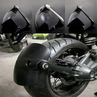 For BMW R nine t 2014 2018 Rear Fender Mudguard Tire Hugger Motorcycle Fender For BMW R Ninet R9T Fender Wheel Hugger