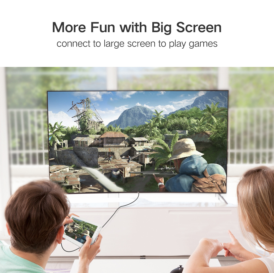 Image 5 - Micro HDMI Cable, HDMI Type D to HDMI Type A Support 3D, 4K FOR Equipped BlackBerry Z30 Smartphone, Asus Zenbook Tablet, Go Pro-in HDMI Cables from Consumer Electronics