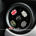 unique Union Jack pattern Febreze car styling internal accessory Perfume air freshener vent clip car-styling
