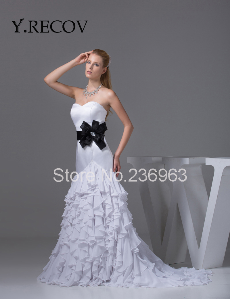 Free Rustic Wedding Dresses Yd Black Sash Latest Gown Designs Alibaba Bridal Gownsin From Weddings U Events On With