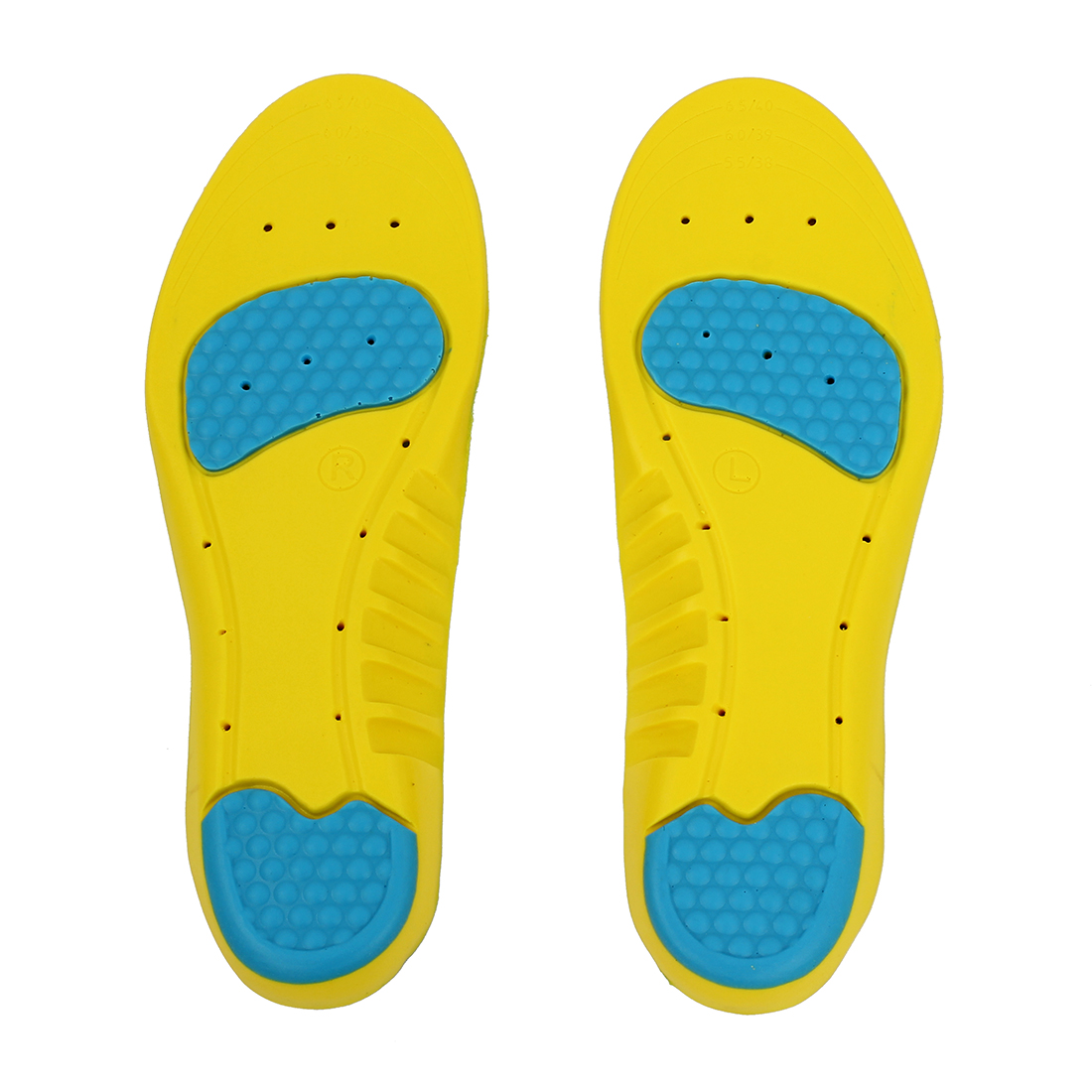 LGFM-Shoes Pads Memory Foam Sport Support Orthotic Insoles Arch
