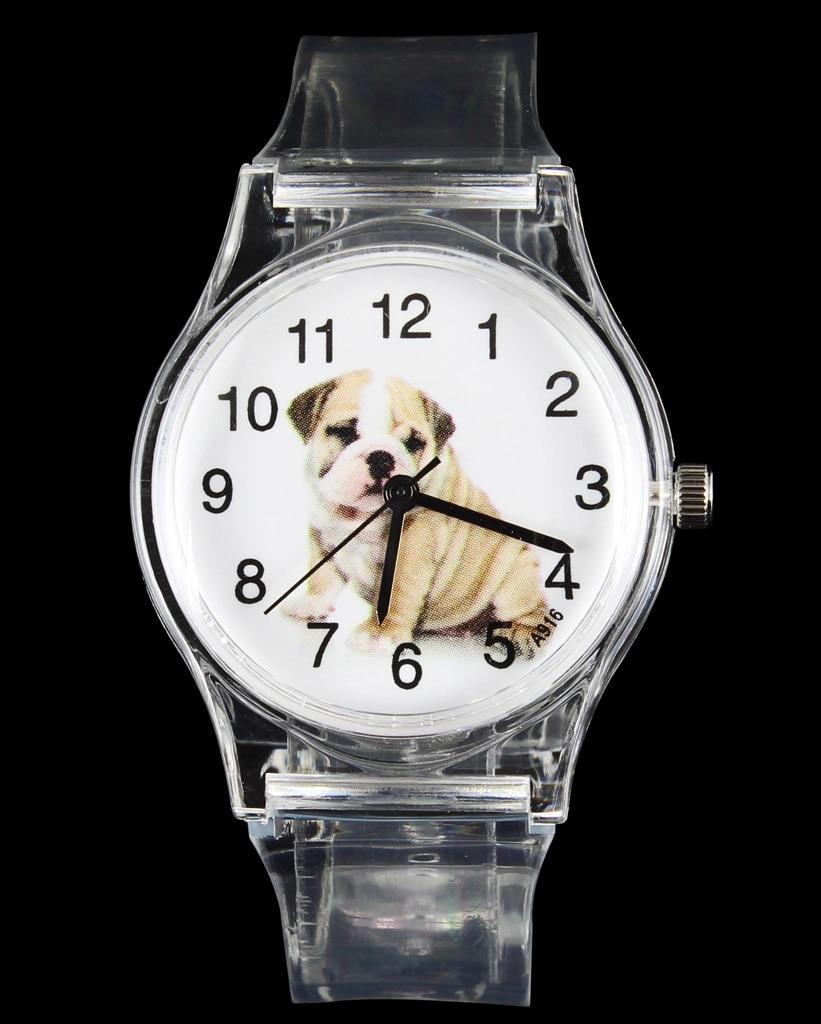 Pug / Beagle / Saint Bernard / Papillon / Golden Retriever Terrier - Herrklockor - Foto 3