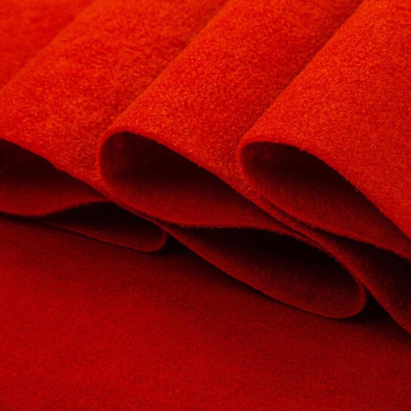 2/5mm brossé rouge tapis de mariage personnalisé couloir tapis de sol tapis rouge Photo stand mariage fête événement décoration