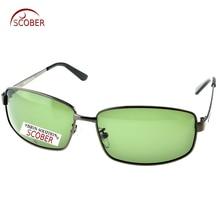 = CLARA VIDA= Custom Made NEARSIGHTED MINUS PRESCRIPTION Large Full Rim Masculine men Designer Polarized sunglasses -1 to -6