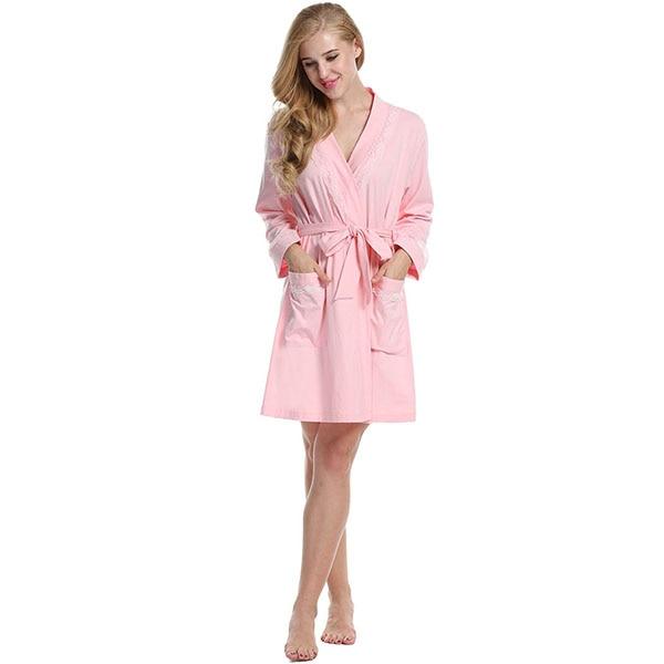 195841a4b0 Avidlove Women Sexy Pajamas V Neck Lace Trim Summer Shorts Sleepwear Satin  Cami Top Elastic + Waist Panty Nightwear S-XXL u2USD 11.32 piece