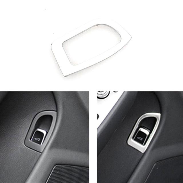 2008 tot 2015 audi a4 b8 interieur kofferbak schakelaar aanpassen knop cover decor alleen fit
