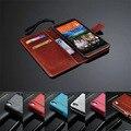 Новый роскошный натуральная кожа единый телефон мешки чехол для HTC Desire 820 D820u 6 цветов