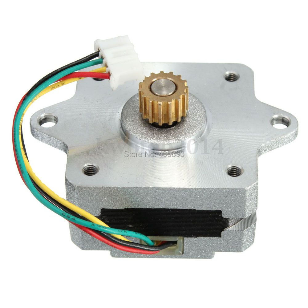 Buy 2 phase 4 wire 35 stepper motor 0 9 for Three phase stepper motor