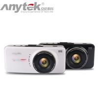 Original Anytek AT66A Car DVR Full HD Novatek 96650 Car Camera Recorder Black Box 170Degree 6G