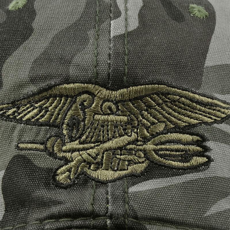 Boné De Beisebol Dos Homens Camuflagem de alta Qualidade Camo Navy Seal  Tactical Exército Snapback Tampa Chapéus Dos Homens e Bonés Osso para  Adulto em ... 7022837d47a