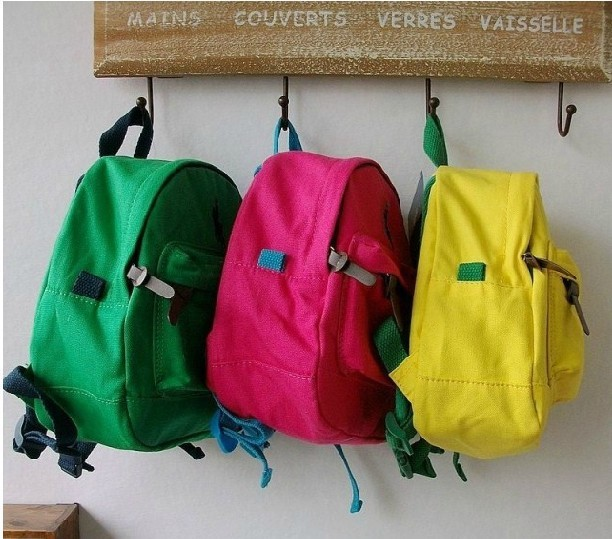 e3ac6ee92460 New style retail Brand Baby Boy Girl schoolbag Kids casual backpack  rucksack Childrens bags Canvas pack Child polo packsa-in Diaper Bags from  Mother   Kids ...