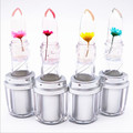 Magic Color Temperature Change Moisturizer Lips Care Surplus Bright Flower Jelly Lipstick 4 Colors