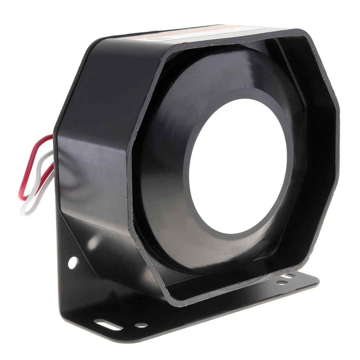 KX-600B Универсальный 12 В 200 Вт компактный громкий динамик PA система РОГ аварийная тревожная сирена