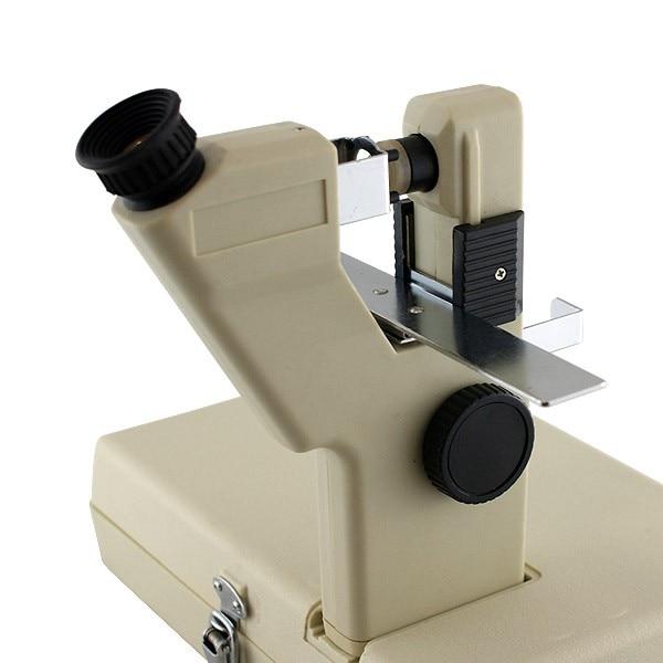 ФОТО Portable lensometer HLM-1A | portable dioptrimeter Handheld focimeter Optical lens meter battery powered Lensometer HLM-1A