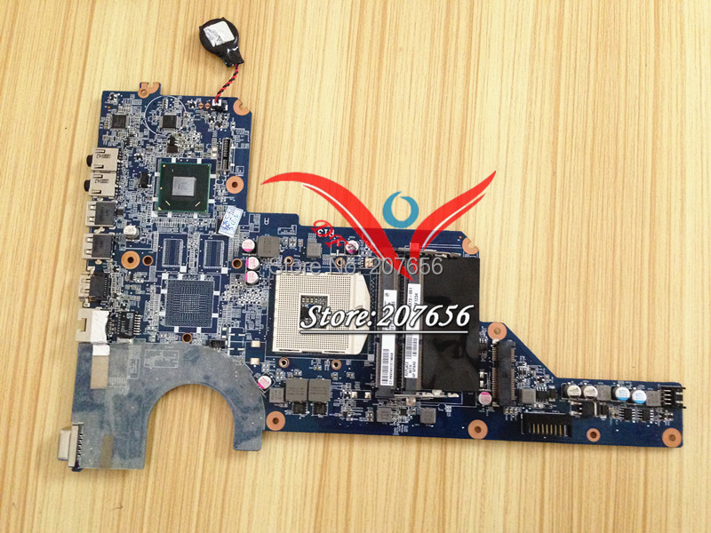 LAPTOP MOTHERBOARD for HP PAVILION G4 G7 636373-001 DA0R13MB6E1 HM65 DDR3, working with 6 months warranty !