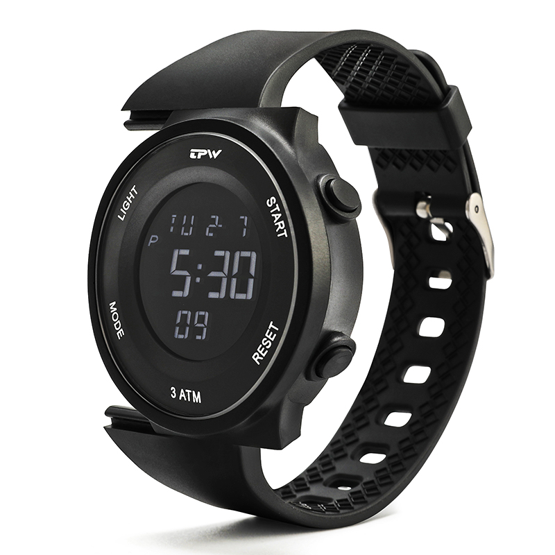 Männer Sport Uhren stoppuhr Alarm Chrono Digitale uhr elektronische hand uhr für mann wasserdichte sport uhr digitale unisex