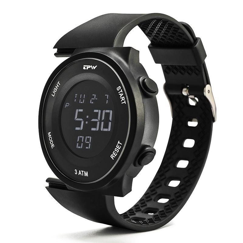 Men Sports Watches stopwatch Alarm Chrono Digital watch electronic hand watch for man waterproof sport watch digital unisex