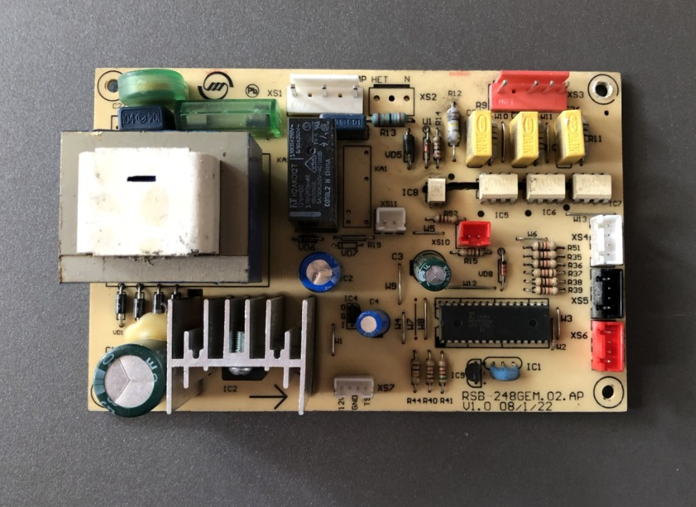 RSB-248GEM.02.AP Good Working Tested