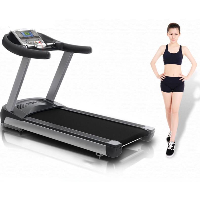 CHISLIM 6.0HP Treadmill Ticarət Yolunda Gedən Maşın Ətraf - Fitness və bodibildinq - Fotoqrafiya 1