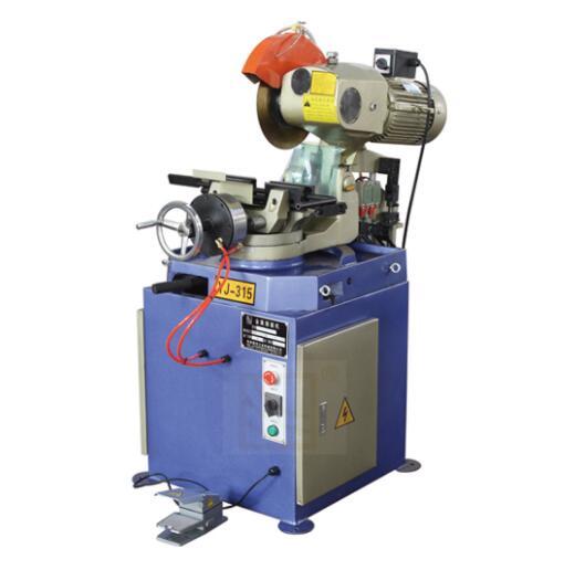 YJ 315Q pneumatic metal circular sawing machine cutting machinery tools