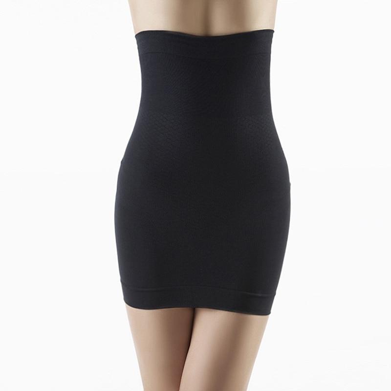 Seamless Corset Hip Waist Trainer Cincher Shapewear Skirt M L waist shape wear Women Slimming Body Shapers